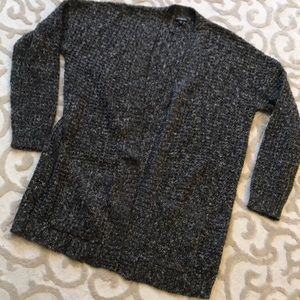 Express sweater cardigan